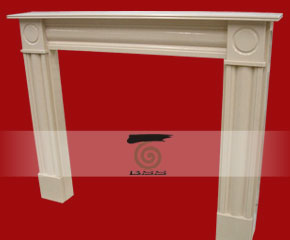 stone fireplace mantel E-FP094