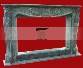 marble fireplace O-FP029 (WFP028)