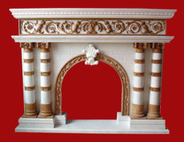 stone fireplaces USA style stone fireplace mantels