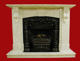 marble fireplaces Europe style stone fireplace mantels