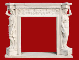 marble fireplaces other style stone fireplace mantels